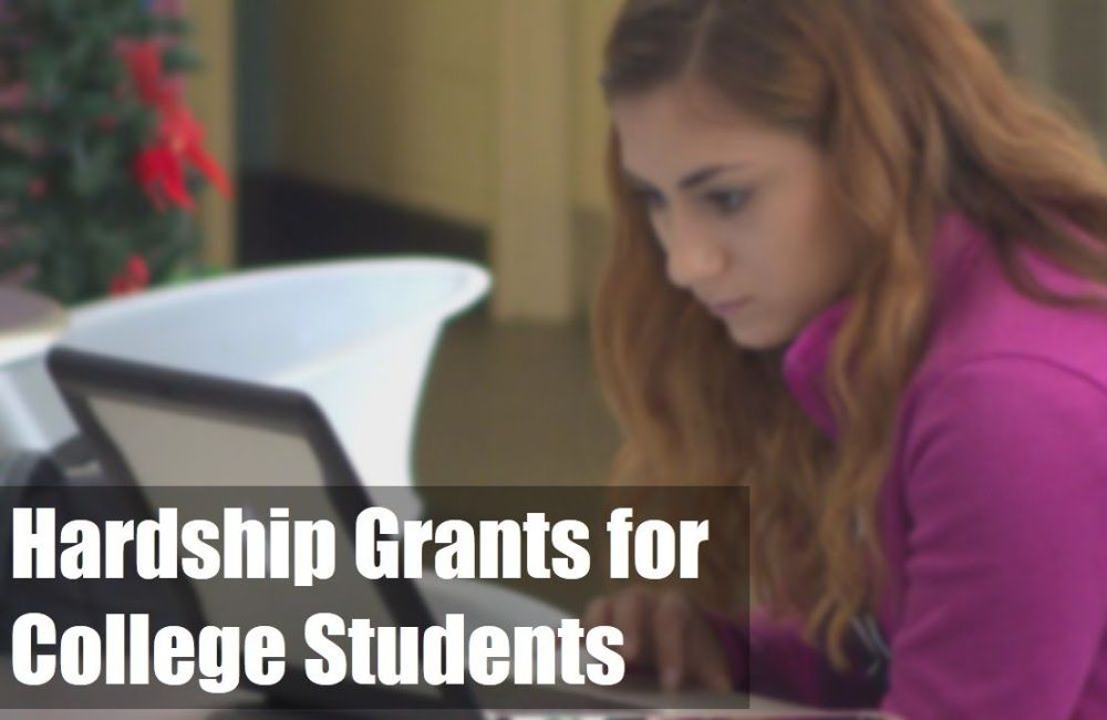 Hardship Grants For College Students